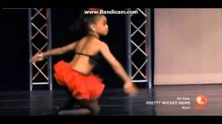 Asia Monet Ray- Too Hot To Handle (Dance...