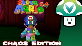 Repeat youtube video [Vinesauce] Vinny - Mario 64: Chaos Edition