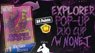 LAN DUO - EXPLORER CUP /w N0net !