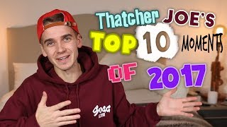 MY TOP 10 MOMENTS OF 2017