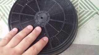 Как восстановить угольный фильтр кухонной вытяжки.(В этом видео речь пойдет о том, как можно восстановить некоторые виды угольных фильтров для кухонной вытяж..., 2014-08-07T22:16:08.000Z)