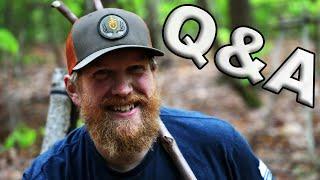 Q & A /  All Sorts Of New Stuff !!!