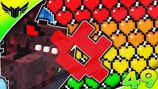 IL POSSÈDE 3.000 HP ! | Minecraft Aventure moddé EP.49 - FTB Departed