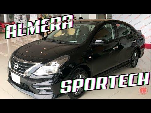 รีวิว Nissan Almera Sportech สุดยอดรถอีโค คาร์ l ทั้งกว้าง ทั้งสปอร์ต!!