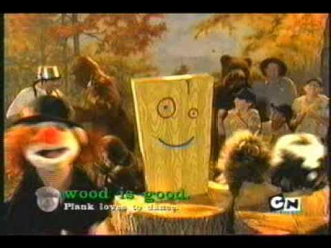 Cartoon Network Elections 2004 - Plank