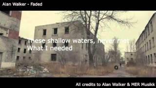 Alan Walker - Faded   Исчезла   999xz   1080p