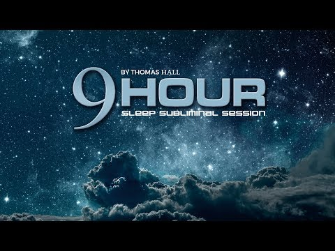Enjoy Working Hard & Be Successful - (9 Hour) Sleep Subliminal Session - By Thomas Hall