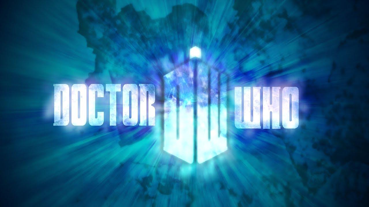Doctor Who Wallpaper Speedpaint - YouTube