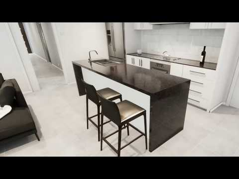 3D Architectural Interactive Virtual Reality Video Demo of House Interior – Unreal Engine