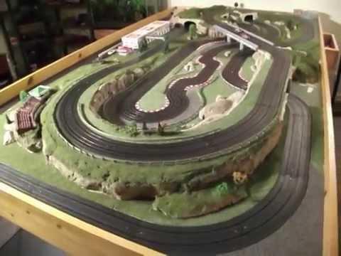 Ho Scale Slot Car Race Tracks