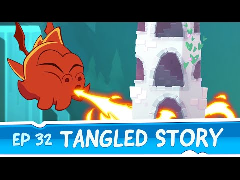 Om Nom Stories: A Tangled Story (Episode 32, Cut the Rope: Magic)