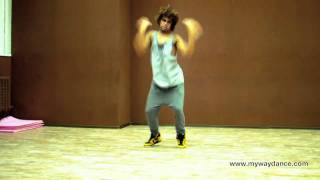 Britney Spears - Seal It With A Kiss jazz-funk choreography by Francisco Gomes - Dance Centre Myway