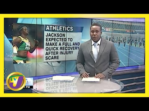 Jamaican Shericka Jackson Expected to Make Full Recovery after Injury Scare | TVJ Sports
