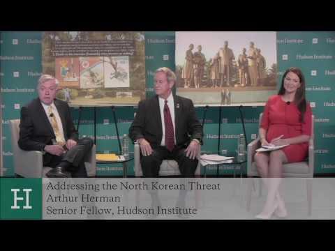 Addressing the North Korean Threat: A Discussion with Congressman Joe Wilson