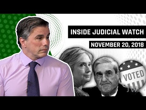 Fitton: 'OUTRAGEOUS' that DOJ and State Dept. CONTINUE to Protect Hillary Clinton