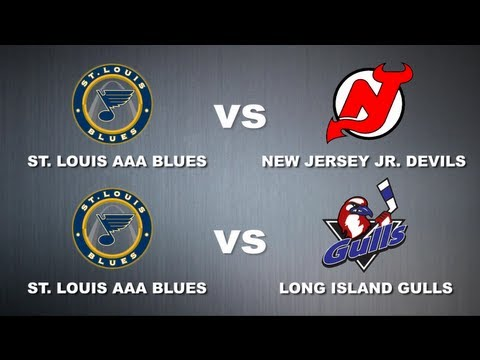 Total Hockey Double Feature: St. Louis VS New Jersey & St. Louis VS Long Island