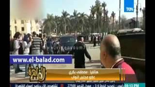 بالفيديو.. بكري ناعيا هيكل: فقدنا قيمة مصرية كبيرة.. وكان يقول دائما «لا أعرف وطنا ولا قبرا خارج مصر»