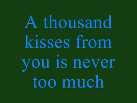 Never Too Much - Luther Vandross (Lyrics)