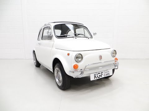 A Classic Adorable and Funky Fiat 500L in Superb Condition - SOLD! - 동영상