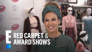 eva mendes talks the guilt of being a working mom e live from the red carpet