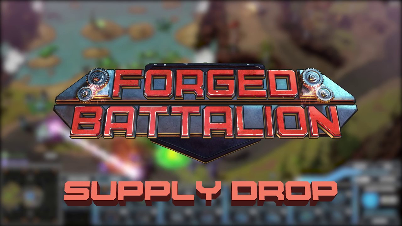 Forged Battalion - Supply Drop One is live! - Team17 Group PLC