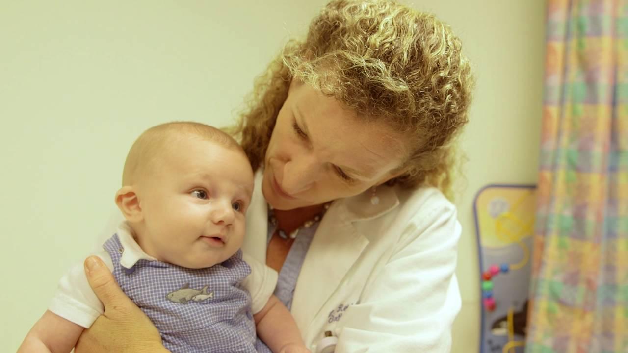 Louise Reid Nichols, MD - Children's Health System | Nemours