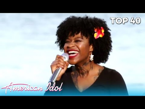 Just Sam: This Girl Comes From The Brooklyn Projects and is Headed To STARDOM on @American Idol