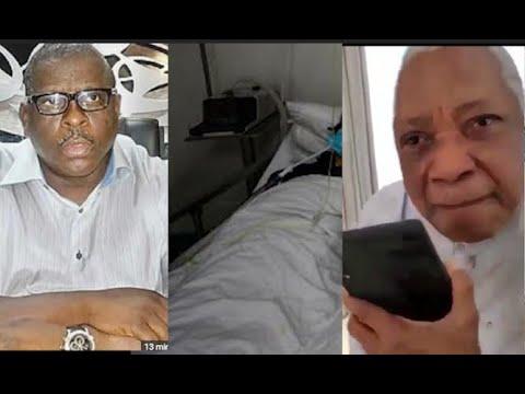 Download See Leaked Video Of Late Senator Kashamu Begging 'Baba Ijebu' Chief Adebutu Kessignton From Sick Bed