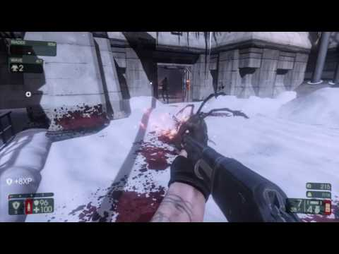 Killing Floor 2 PS4 Gameplay