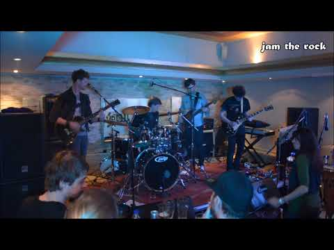 NOAH SCOTIA - Suicide Sal - live at JAM the ROCK - Alte Post 09.03.2018