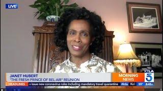 Original 'Aunt Viv' Janet Hubert On How it Feels to Get Reputation Back After 'Fresh Prince' Reunion