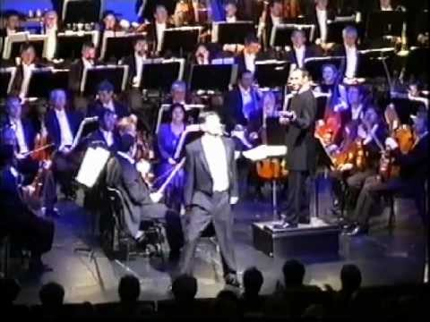"""Karl Huml, Bass sings Mefisto's Aria """"Le veau d'or"""", from Faust, Gounod at Gala Concert"""
