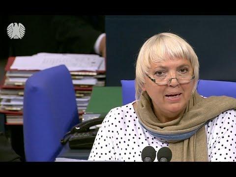 Bundestag: Claudia Roth verhindert Hammelsprung, den die AfD fordert