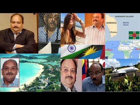 Choksi may've taken girlfriend on romantic trip to Dominica, got caught: Antigua PM