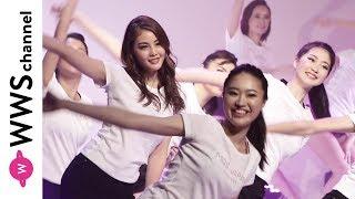 2019ミス・ジャパン東京大会、セミファイナリスト21名が健康美溢れるダンスパフォーマンス!