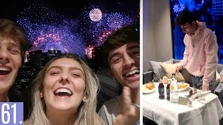 Celebrating New Years In London With The Social Climbers  *SO FUNNY*