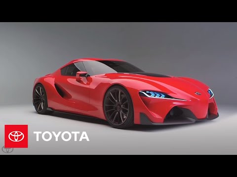 Ft-1 Tour: Concept Car Overview  Ft-1  Toyota