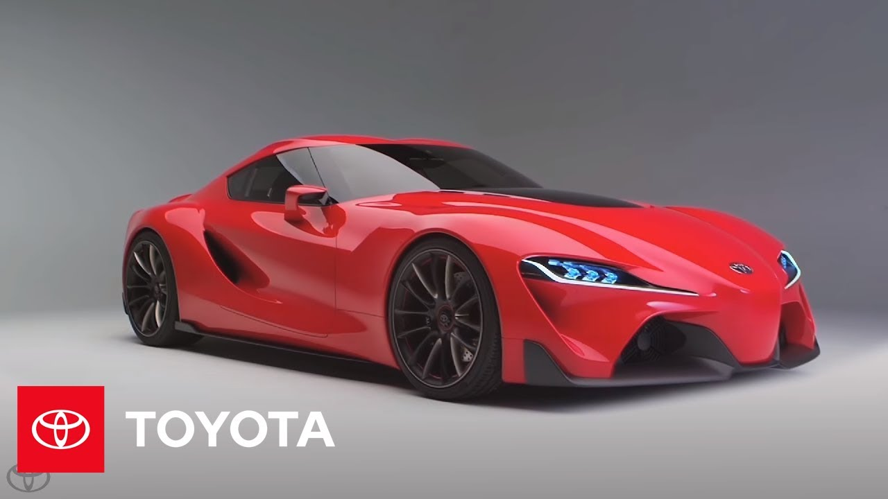 Toyota FT-1 Tour: Concept Car Overview | Toyota - YouTube