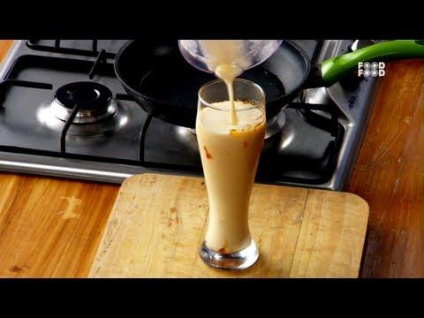Orange Soya Milk Smoothie - Mummy Ka Magic