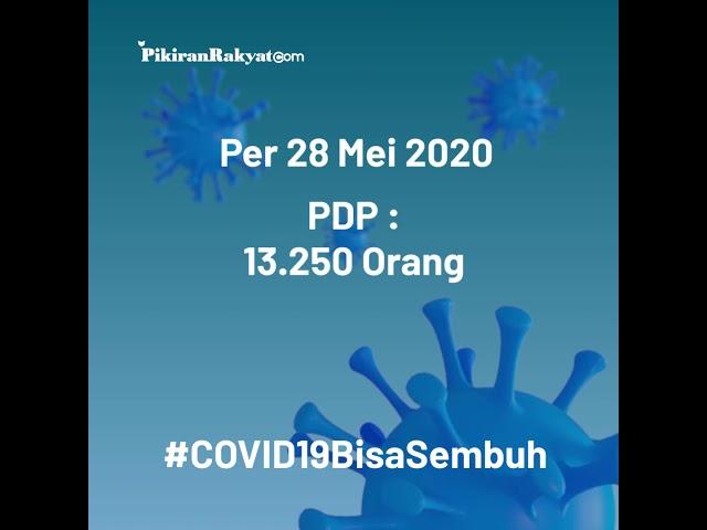 Update Korban Virus Corona di Indonesia per Kamis 28 Mei 2020
