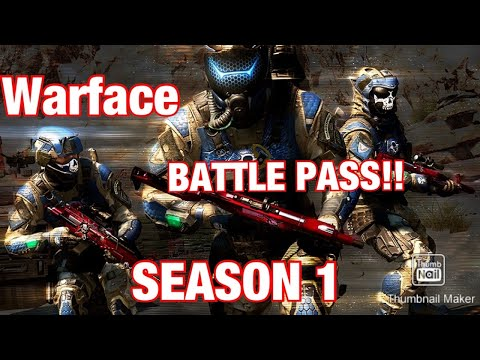 Warface Switch - BIG UPDATE!!!! Battle Pass and more!