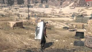 Metal Gear Solid V, Operation: Little Black Rain Cloud, part 2