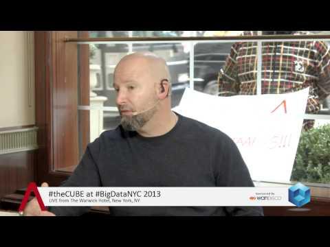 Chris Lynch - BigDataNYC 2013 - theCUBE - #BigDataNYC