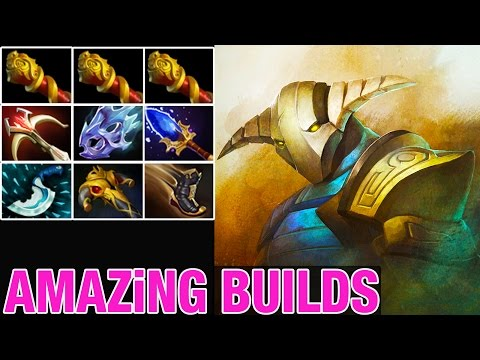 P.A? NO PROBLEM!  - Sven With 3 MKB - Amazing Builds 137 - Dota 2