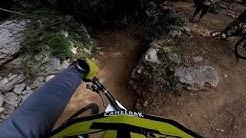 Iago Garay Helmet Cam from EWS Finale Ligure, Stage 5