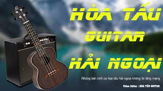 Hòa Tấu Guitar Những Bản Tình Ca Không Lời Hay Thấm Lòng Người | Nhạc Hải Ngoại
