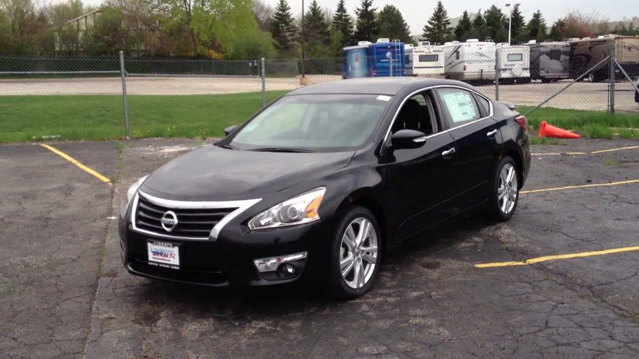 2013 Nissan Altima 3 5 Sv Review Youtube