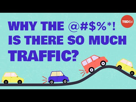 Video image: What is phantom traffic and why is it ruining your life? - Benjamin Seibold