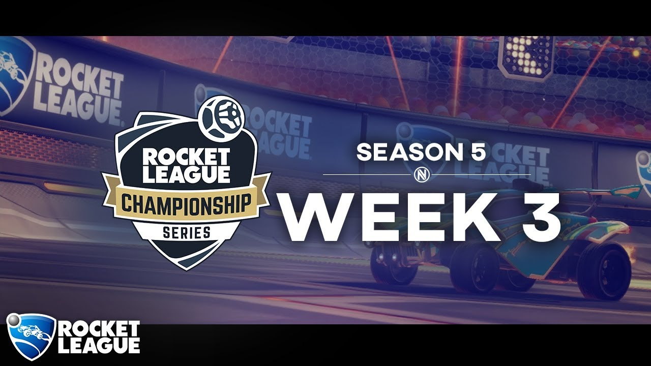 Envy RLCS Season 5 - En İyi Anlar (Rocket League) Videosu