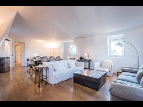 (Ref: 07090) 3-Bedroom furnished apartment for rent on Boulevard Raspail (Paris 7th)